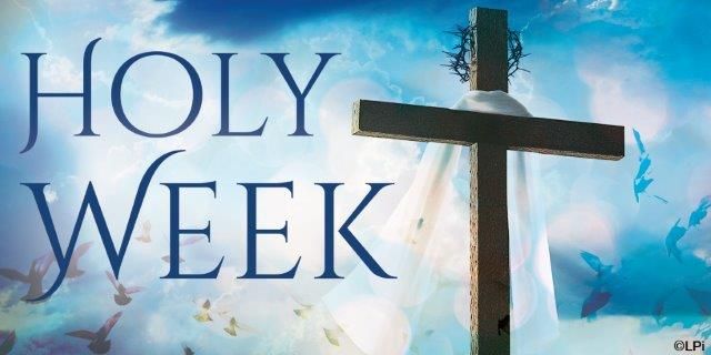 MONDAY OF HOLY WEEK GOSPEL & SERMON BY FR. RAPHAEL MBENDERA APRIL